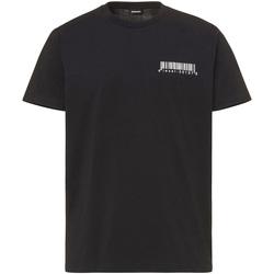 Odjeća Muškarci  Majice kratkih rukava Diesel A00582 0HAYU Crno