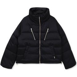 Odjeća Žene  Pernate jakne Liu Jo TF0008 T4558 Crno