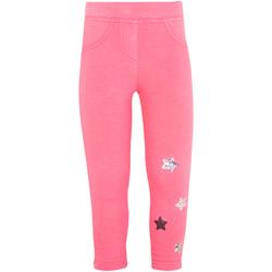Odjeća Djevojčica Tajice Losan 026-6015AL Ružičasta