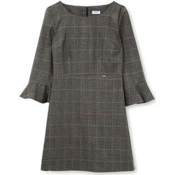 Odjeća Žene  Kratke haljine Liu Jo WF0294 T4523 Siva