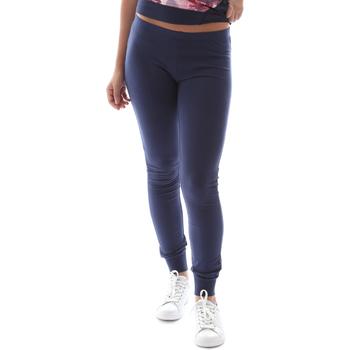 Odjeća Žene  Tajice Key Up 5LI21 0001 Plava