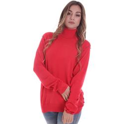 Odjeća Žene  Puloveri Gaudi 021BD53026 Crvena