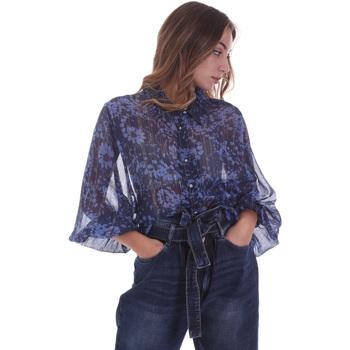 Odjeća Žene  Topovi i bluze Gaudi 021BD45006 Plava