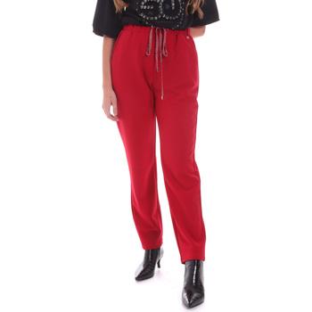 Odjeća Žene  Hlače Gaudi 021BD25026 Crvena