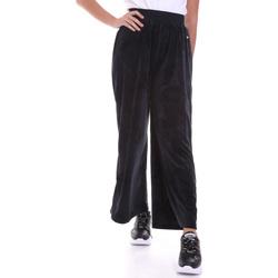 Odjeća Žene  Lagane hlače / Šalvare Key Up 5CS54 0001 Crno