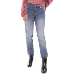 Odjeća Žene  Traperice Gaudi 021BD26015 Plava