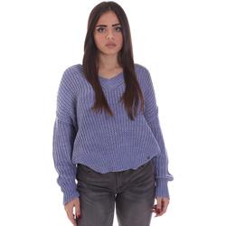 Odjeća Žene  Puloveri Gaudi 021BD53014 Plava