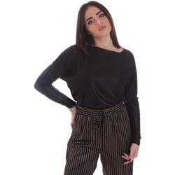 Odjeća Žene  Majice dugih rukava Gaudi 021FD64014 Crno