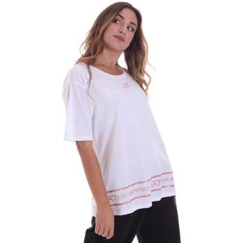 Odjeća Žene  Majice kratkih rukava Ea7 Emporio Armani 6HTT32 TJ52Z Bijela