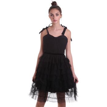 Odjeća Žene  Kratke haljine Fracomina F120W14019W01201 Crno