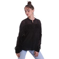 Odjeća Žene  Košulje i bluze Fracomina F120W15014W00401 Crno