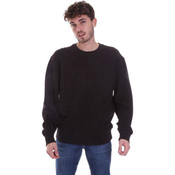 Odjeća Muškarci  Sportske majice Calvin Klein Jeans J30J315702 Crno