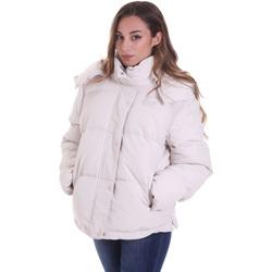 Odjeća Žene  Pernate jakne Ea7 Emporio Armani 6HTB02 TN8AZ Bež