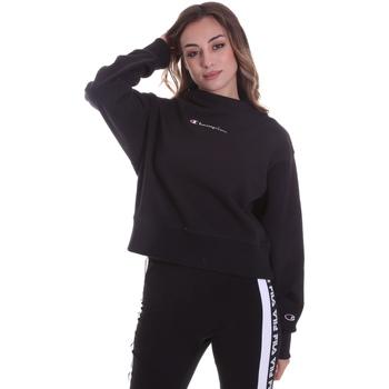 Odjeća Žene  Sportske majice Champion 113189 Crno