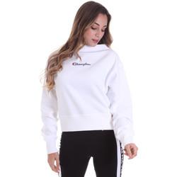 Odjeća Žene  Sportske majice Champion 113189 Bijela