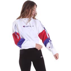 Odjeća Žene  Sportske majice Champion 113338 Bijela