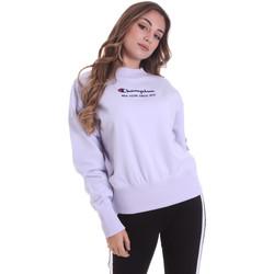 Odjeća Žene  Sportske majice Champion 113314 Ružičasta