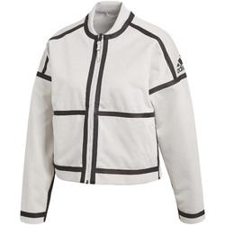 Odjeća Žene  Gornji dijelovi trenirke adidas Originals CF1465 Bijela
