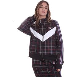 Odjeća Žene  Gornji dijelovi trenirke Fila 687850 Crno