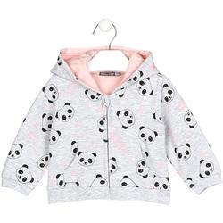Odjeća Djeca Sportske majice Losan 028-6013AL Siva