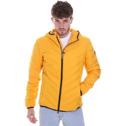 Odjeća Muškarci  Pernate jakne Ea7 Emporio Armani 8NPB07 PNE1Z Žuta boja