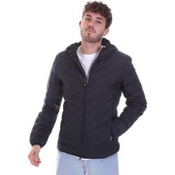 Odjeća Muškarci  Pernate jakne Ea7 Emporio Armani 8NPB07 PNE1Z Plava