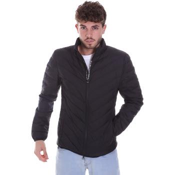 Odjeća Muškarci  Pernate jakne Ea7 Emporio Armani 8NPB06 PNE1Z Crno