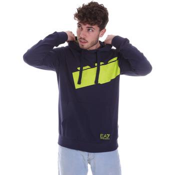 Odjeća Muškarci  Sportske majice Ea7 Emporio Armani 6HPM78 PJ05Z Plava