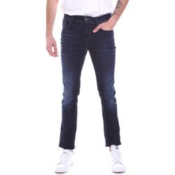 Odjeća Muškarci  Slim traperice Gaudi 021GU26002L32 Plava