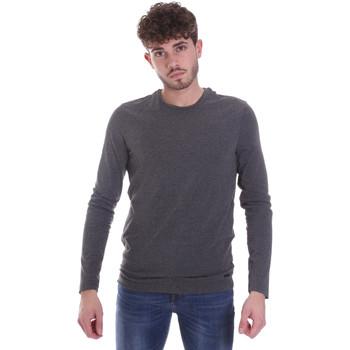 Odjeća Muškarci  Majice dugih rukava Gaudi 021GU64022 Siva
