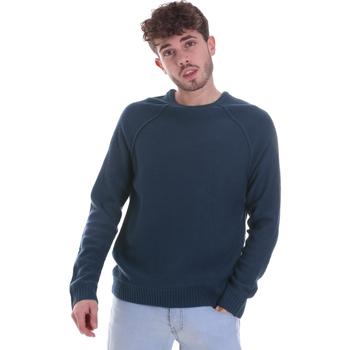 Odjeća Muškarci  Puloveri Gaudi 021GU53041 Plava