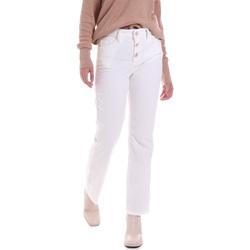 Odjeća Žene  Traperice Liu Jo WF0312 T4590 Bijela