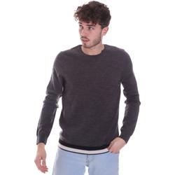 Odjeća Muškarci  Puloveri Gaudi 021GU53022 Siva
