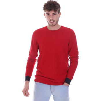 Odjeća Muškarci  Puloveri Gaudi 021GU53006 Crvena