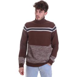 Odjeća Muškarci  Puloveri Gaudi 021GU53040 Smeđa