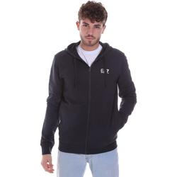 Odjeća Muškarci  Sportske majice Ea7 Emporio Armani 8NPM03 PJ05Z Plava