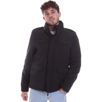 Odjeća Muškarci  Pernate jakne Gaudi 021GU35004 Crno