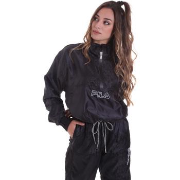 Odjeća Žene  Sportske majice Fila 682874 Crno