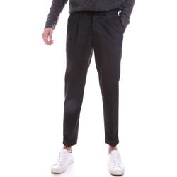 Odjeća Muškarci  Chino hlačei hlače mrkva kroja Sseinse PSI687SS Siva