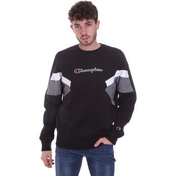 Odjeća Muškarci  Sportske majice Champion 214786 Crno