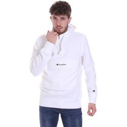 Odjeća Muškarci  Sportske majice Champion 214722 Bijela