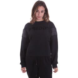 Odjeća Žene  Sportske majice Freddy F0WTBS1 Crno