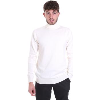 Odjeća Muškarci  Puloveri Sseinse MI1620SS Bijela