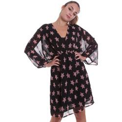 Odjeća Žene  Kratke haljine Liu Jo WF0193 T0110 Crno