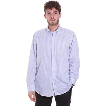 Odjeća Muškarci  Košulje dugih rukava Navigare NV91111 BD Plava