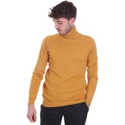 Odjeća Muškarci  Puloveri Sseinse MI1671SS Žuta boja
