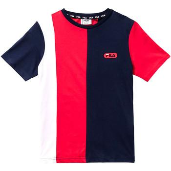 Odjeća Djeca Majice kratkih rukava Fila 688008 Crvena