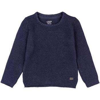 Odjeća Djeca Puloveri Losan 025-5652AL Plava