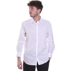 Odjeća Muškarci  Košulje dugih rukava Sseinse CI543SS Bijela
