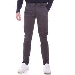 Odjeća Muškarci  Chino hlačei hlače mrkva kroja Sseinse PSI646SS Siva